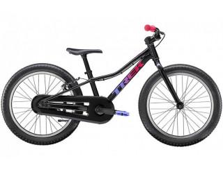 Велосипед Trek Precaliber 16 Girls F/W (2022) фиолетовый Один размер