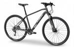 Городской велосипед Trek DS 4 (2018) черный 15.5