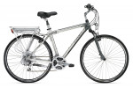 Городской велосипед Trek 7200+ (2011)