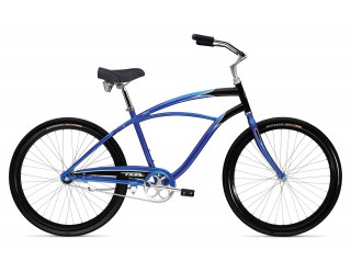Комфортный велосипед Trek Cruiser Classic Steel (2010)