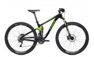 Двухподвесный велосипед Trek Fuel EX 7 29 (2014)