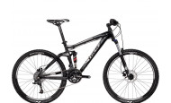 Двухподвесный велосипед Trek Fuel EX 5 (2012)