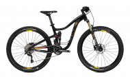 Двухподвесный велосипед Trek Lush S 27.5 (2015)