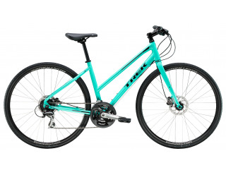 Велосипед Trek FX 2 Womens Disc Stagger (2019)